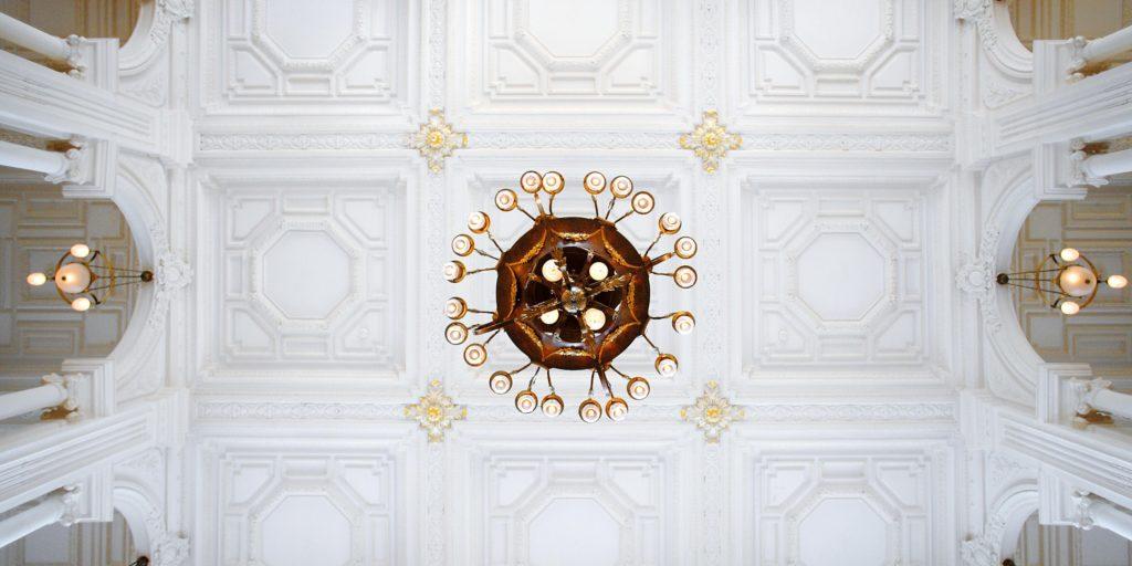 Amstel Hotel Interior Detail