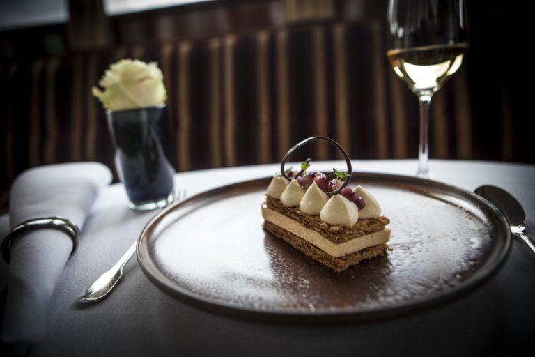 Amstel Hotel Brasserie Food