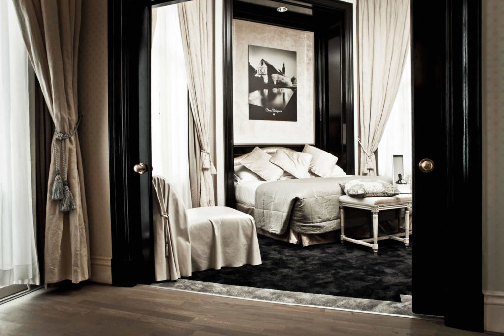 Amstel Hotel Champagne Suite