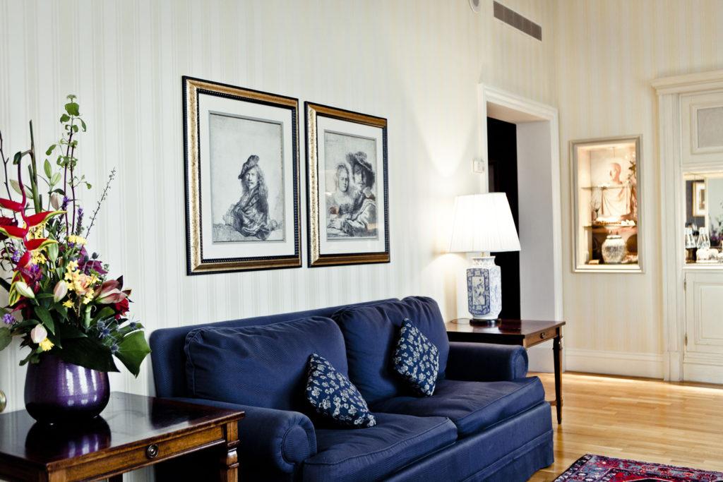 Amstel Hotel Rembrandt Suite