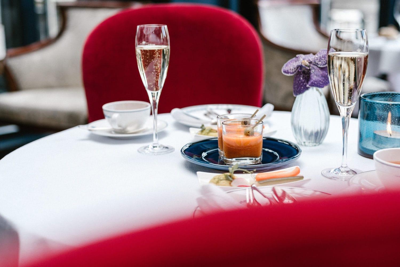 Amstel Hotel Afternoon Tea