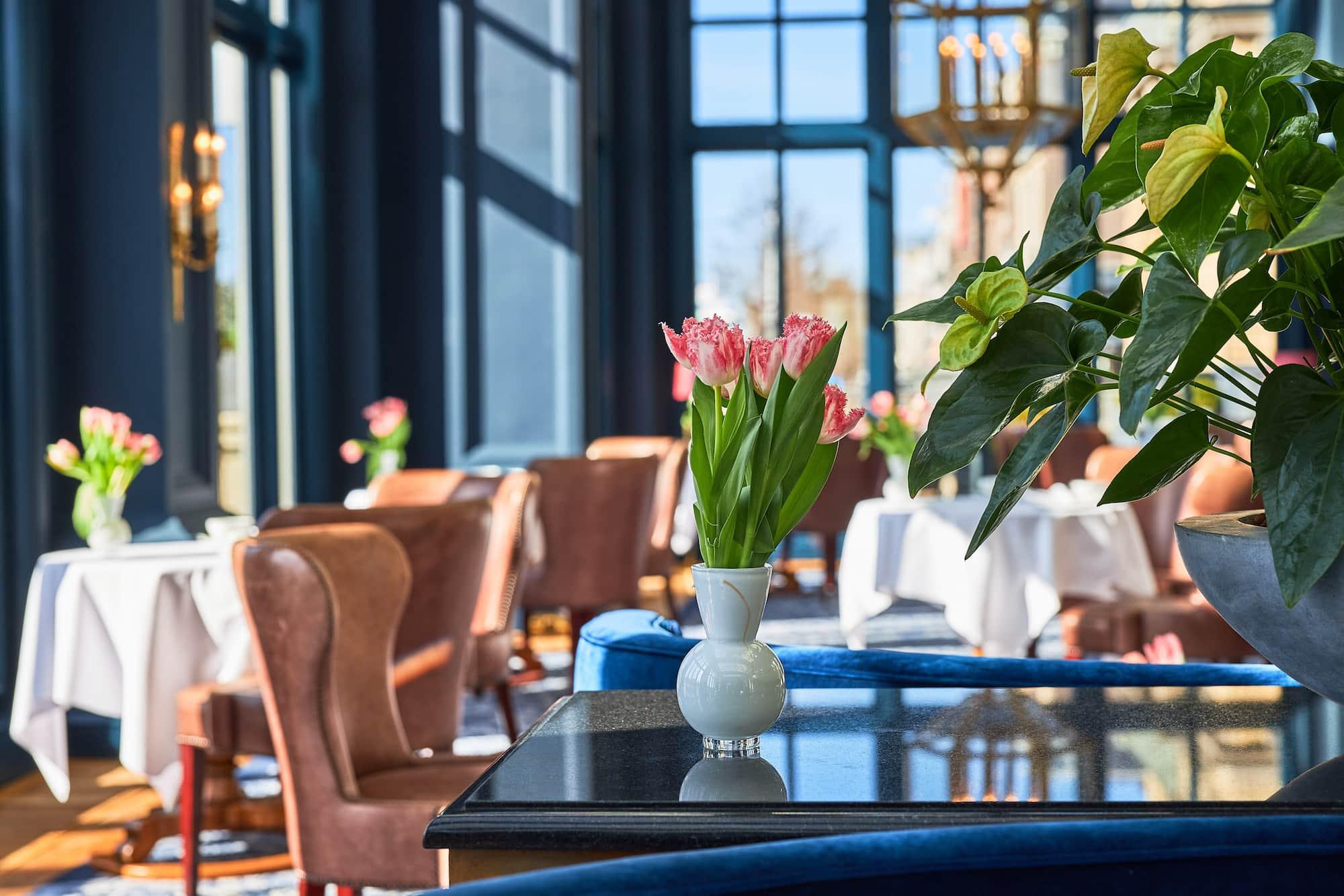Amstel Hotel Lounge