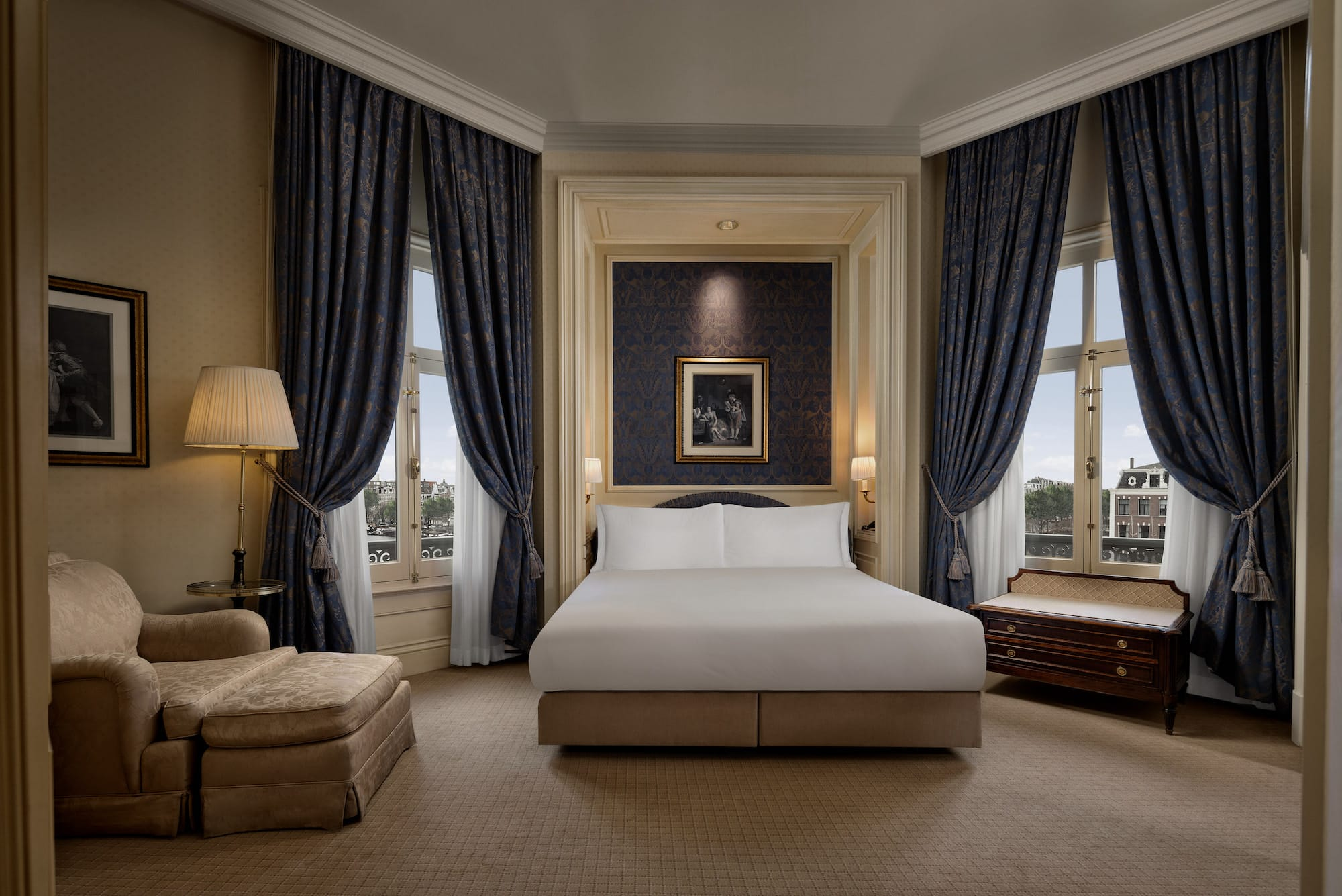 Amstel Hotel Executive Suite