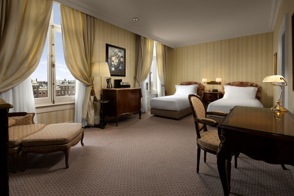 Amstel Hotel Twin Executive Room